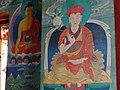 Murals in Yiga Choling Monastery - Ghum (Ghoom) - Near Darjeeling - West Bengal - India (12432206364).jpg