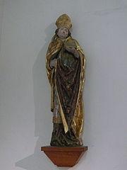 saint Léger d'Autun ou saint Nicolas de Bari