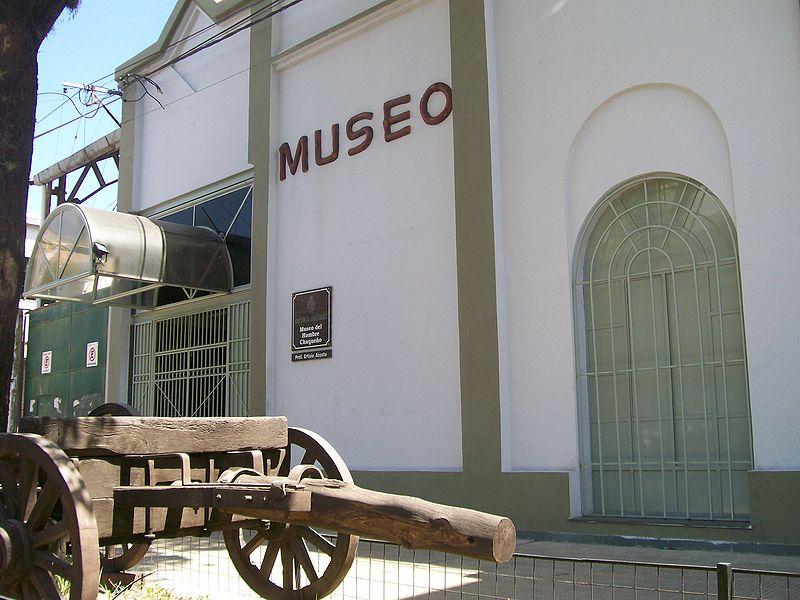 Archivo:Museo del Hombre Chaqueño.jpg