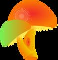 Mushroom Fungi Hallucinogenic.png