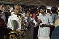 Musicians, Udupi Krishna temple, Karnataka, India (464058834).jpg