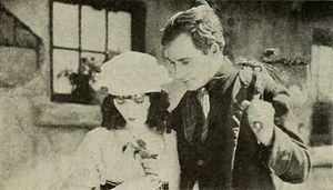 Pat O'Malley (actor) - O'Malley with Pauline Starke in My Wild Irish Rose (1922)