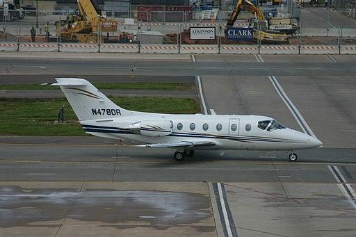 N478DR Beechcraft 400A (7443240014)