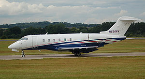 Bombardier Aerospace Corp Dba Bombardier BD-10...