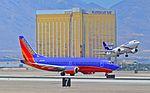 N637SW Southwest Airlines 1996 Boeing 737-3H4 C-N 27710 (7424283910).jpg