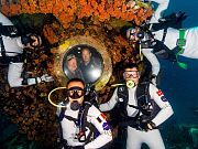 NASA NEEMO 19 Aquanaut Crew