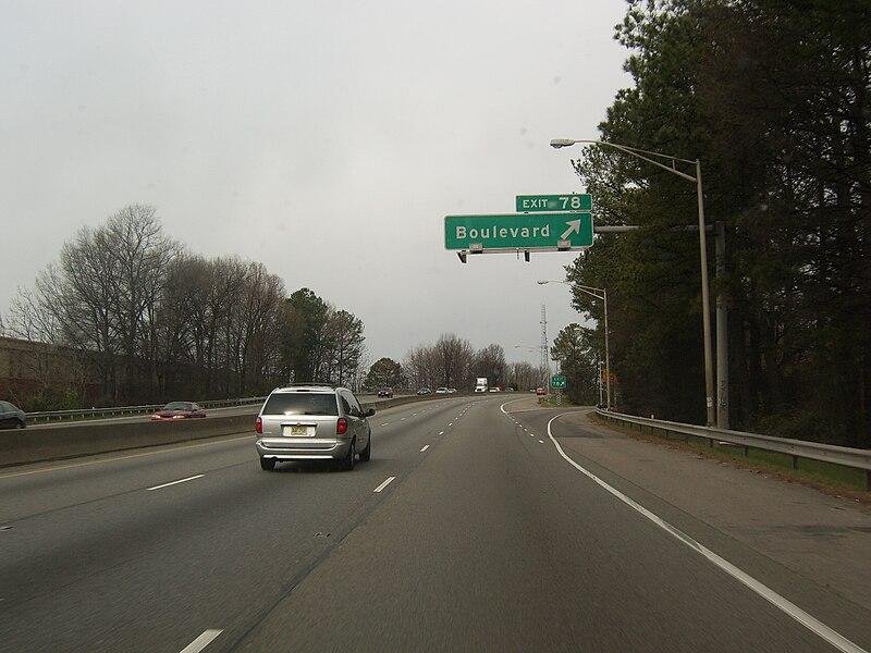 """File:NB I-95 at """"...I 95 Exit 29"""