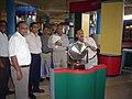NCSM Dignitaries Visiting Dynamotion Hall - Science City - Kolkata 2006-07-04 04754.JPG