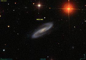 Image illustrative de l'article NGC 645