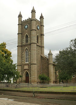 Dutch Reformed Church in Adelaide