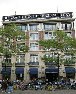 Hotel Krasnapolsky in Amsterdam