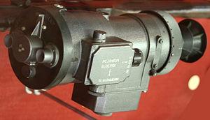 VSS Vintorez - 1PN51 night vision scope