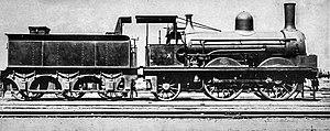 New South Wales M36 class locomotive - M.36 Class Locomotive