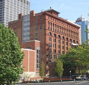 New York Life Building (Kansas City, Missouri) - Image: NY Life Bldg back Kansas City MO