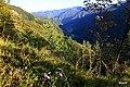 Na poti iz Dolenje Trebuše (Krepaka) na Šentviško planoto (Polje). - panoramio.jpg