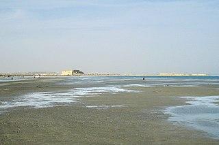 Naaz islands Two tidal islands in the Persian gulf, on the shore of Qeshm island