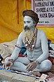 Naga Sadhu - Gangasagar Fair Transit Camp - Kolkata 2013-01-12 2577.JPG