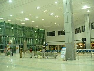 Dr. Babasaheb Ambedkar International Airport airport in Nagpur, Maharashtra, India