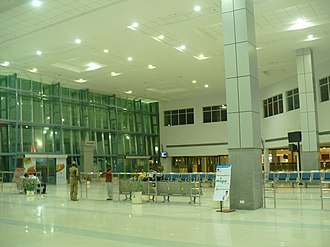 Nagpur district - Nagpur's International Airport has the busiest air traffic control room in India.