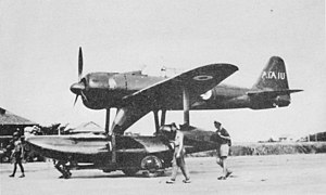 Nakajima A6M2-N - French Navy A6M2-N