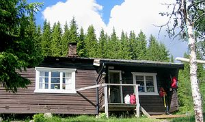 "Summer house - Norwegian ""hytte"""