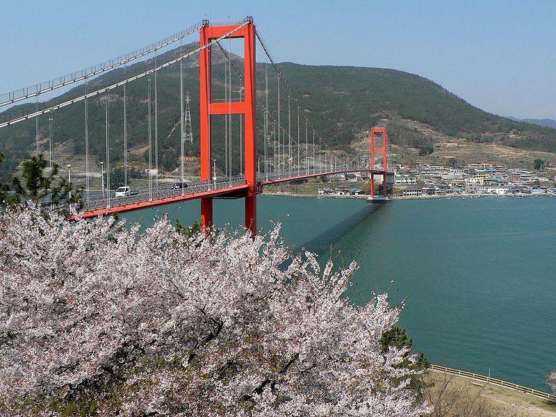 [集邮] 透过韩国邮票 体味桥梁魅力(下42P) - 路人@行者 - 路人@行者