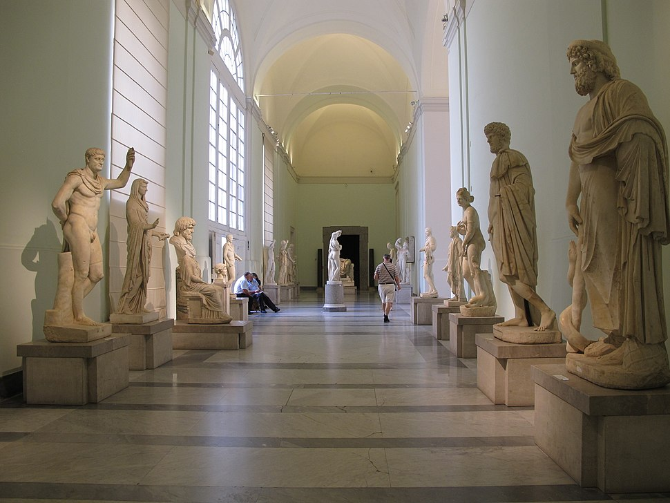 Napoli, museo archeologico2