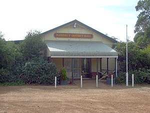 Narrikup, Western Australia - Narrikup District Hall
