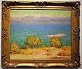 "National Gallery of Australia - Joy of Museums - ""Landscape, Antibes (The Bay of Nice)"" by John Peter Russell.jpg"