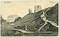 Navahradzki zamak, Fara. Наваградзкі замак, Фара (1901-14).jpg