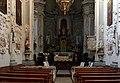 Nave and main altar - San Giuseppe - Taormina - Italy 2015.JPG