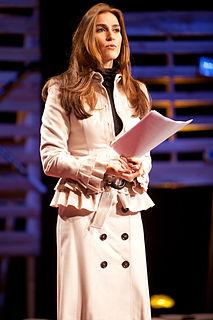 Nazanin Afshin-Jam Model, singer, activist