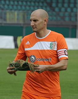 Nebojša Jelenković Serbian footballer