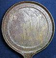 Necropoli del casone, tomba di calisna sepu, specchio con giudizio di paride, 310-200 ac. ca 02.JPG