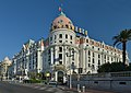 Negresco in Nizza in the morning 2014.jpg
