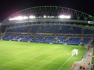 2015 UEFA Women's Under-19 Championship - Image: Netanya Stadium 33