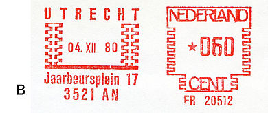 Netherlands stamp type CA9B.jpg