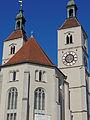 Neupfarrkirche Regensburg Neupfarrplatz 1 D-3-62-000-799 02.jpg