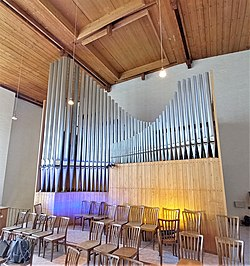 Neusäß, St. Ägidius (Hindelang-Orgel, Prospekt) (8).jpg