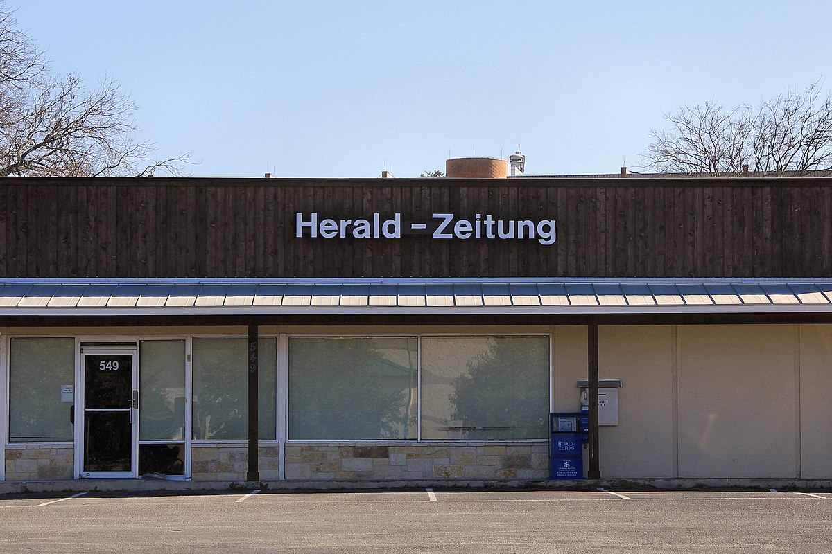 New Braunfels Herald-Zeitung - Wikipedia