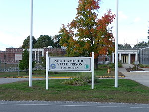 New Hampshire State Prison for Women - Image: New Hampshire State Prison for Women 2008