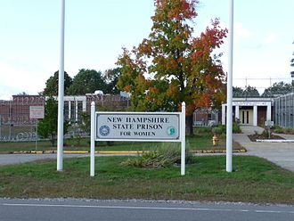 Goffstown, New Hampshire - New Hampshire State Prison for Women