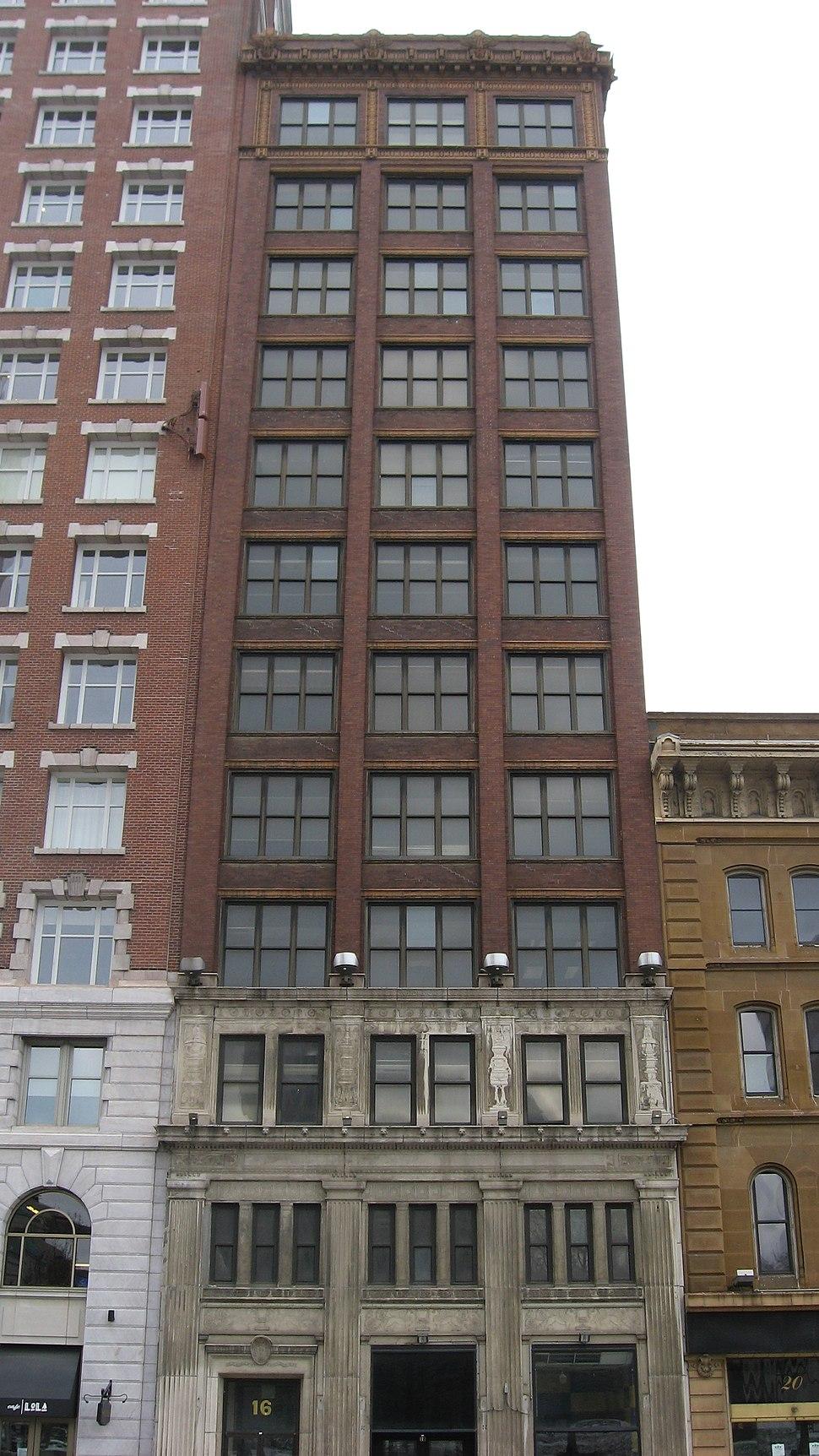 New Hayden Building
