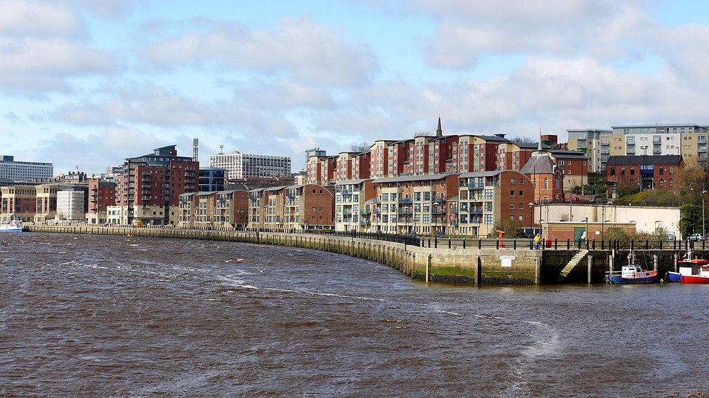 Mariners West Apartments | Marine World