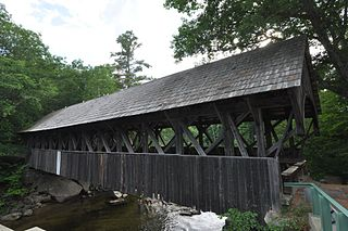 Sunday River Bridge place in Maine listed on National Register of Historic Places