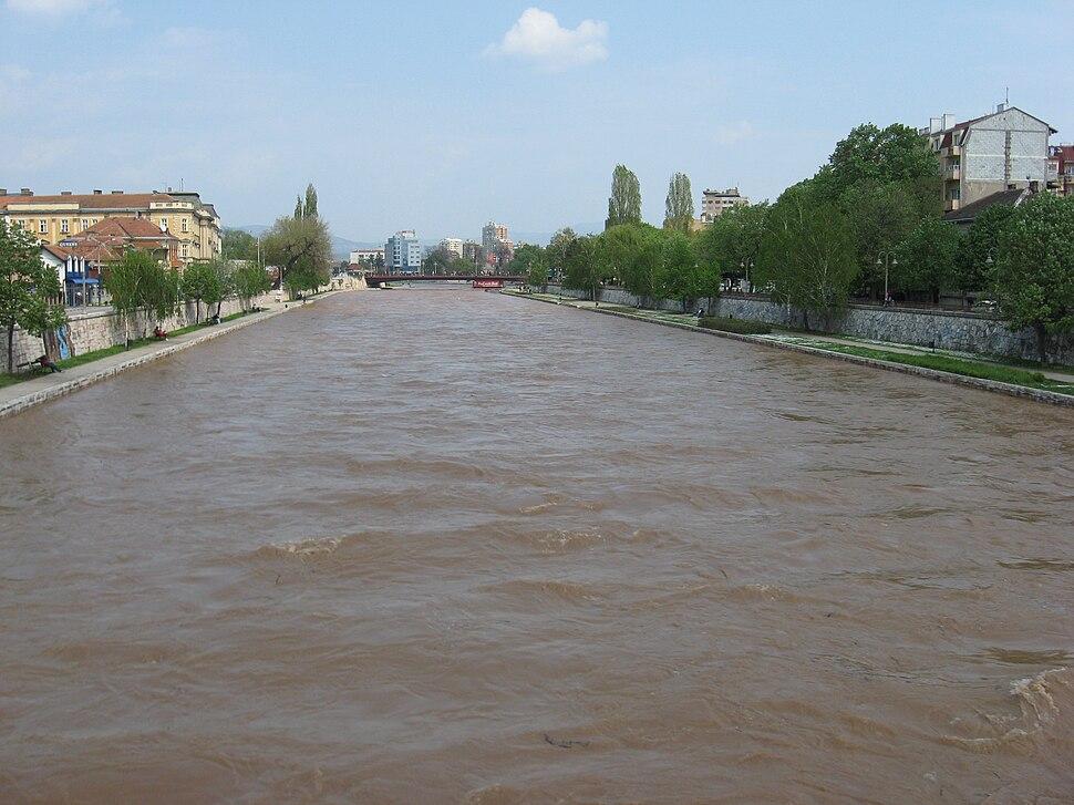 Nišava u proleće 2010