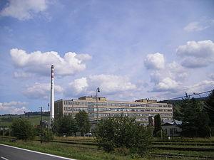 Nižná, Tvrdošín District - Electronic factory in Nižná