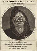 Nicolas de La Mare