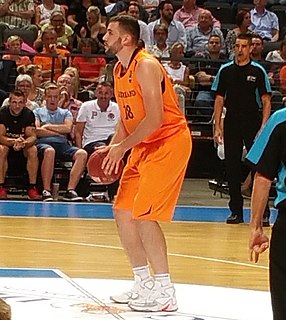 Nicolas de Jong French basketball player