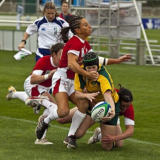 Nicole Beck Australian rugby union player